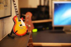 Guitar Retro